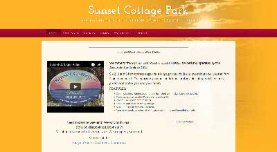 screenshot sunset cottage park